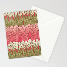 Mummies Flower Bed Stationery Cards