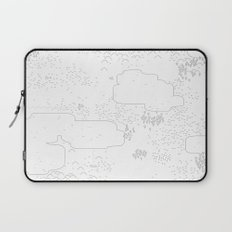 land of 15 towns and a cemetary Laptop Sleeve