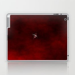 Pain Red-efined Laptop & iPad Skin