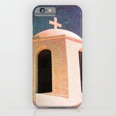Greek Building Burnt Slim Case iPhone 6s