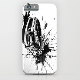 GTR Inked iPhone Case