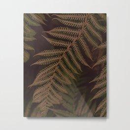 Tropical Metal Print