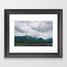 Jasper National Park II Framed Art Print