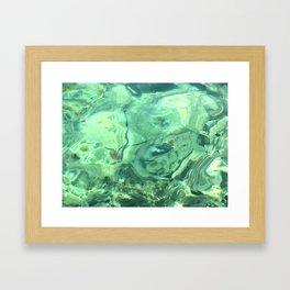 Mediterranean Jelly Framed Art Print