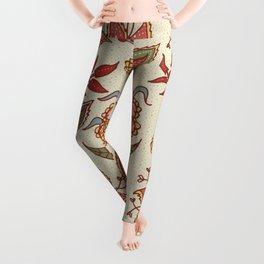 Indian Paisley pattern Leggings