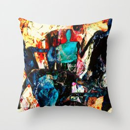Sarabande Throw Pillow