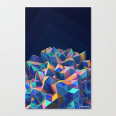 Gemplex Canvas Print