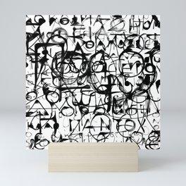 Untold Mini Art Print