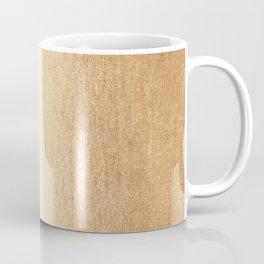 Simply Golden Copper Sun Coffee Mug