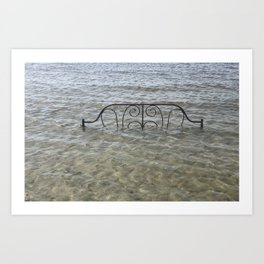 The Invisible World Art Print