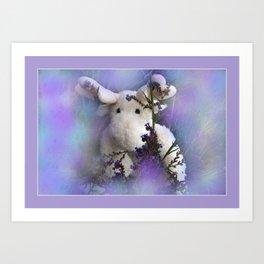framed pictures -42- Art Print