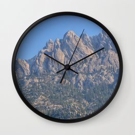 The Crags Wall Clock