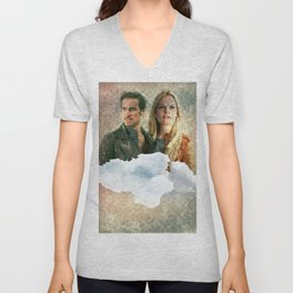 Captain Swan Unisex V-Neck