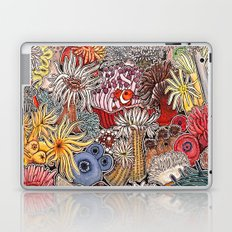 Clown fish and Sea anemones Laptop & iPad Skin