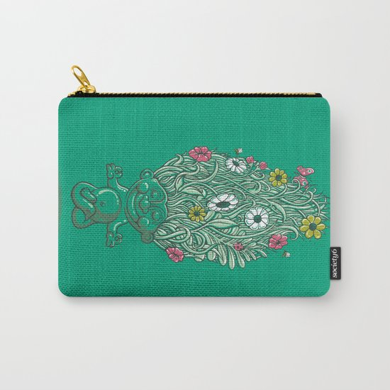 Troll of Nature Carry-All Pouch