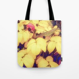 Soft Autumnal Tote Bag