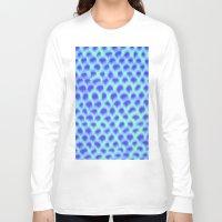 ezra koenig Long Sleeve T-shirts featuring ezra by WILDTROPHYCHILD