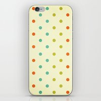 Simple Delights iPhone & iPod Skin