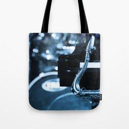 Jazz Quartet Tote Bag