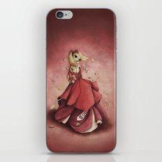 The Wind iPhone & iPod Skin