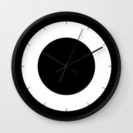 JUNG'S MANDALA Wall Clock