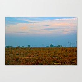California Highway of Hope Canvas Print