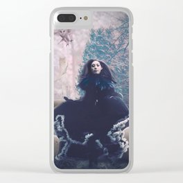 The Messenger's Wish Clear iPhone Case