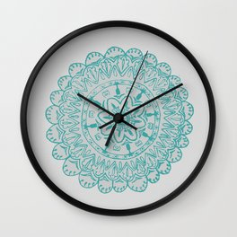 Patterns Wall Clock