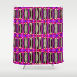 Elastic band Shower Curtain
