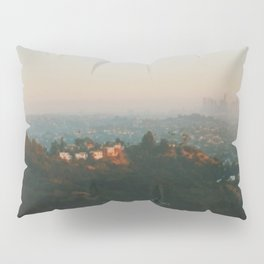Henry's Trail, Griffith Park, Los Angeles Pillow Sham