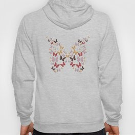 Panapaná II - Butterflies Hoody
