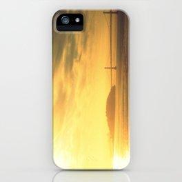 Sunrise Bay Bridge iPhone Case