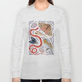 Magical Fauna Long Sleeve T-shirt