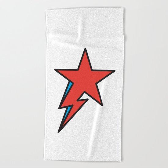 The Prettiest Star Beach Towel