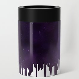 Painted Space Can Cooler