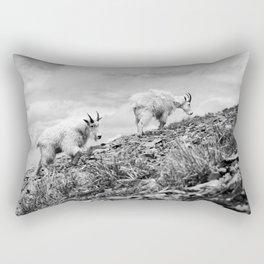 MOUNTAIN GOATS // 4 Rectangular Pillow