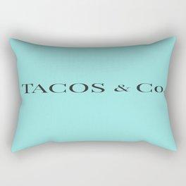 Tacos & co Rectangular Pillow