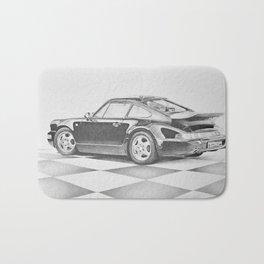 Sports Car Bath Mat