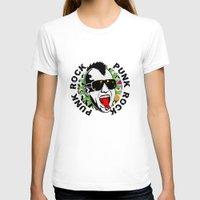 punk T-shirts featuring punk by mark ashkenazi