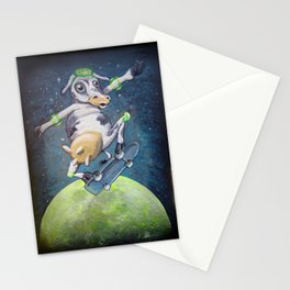 Erin's Cow Stationery Cards