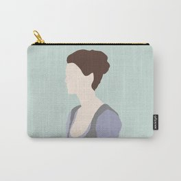 Claire Fraser Variant Carry-All Pouch