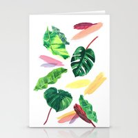 palm Stationery Cards featuring PALM by Ellie Cryer