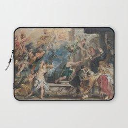 L'Apothéose de Henri IV Laptop Sleeve