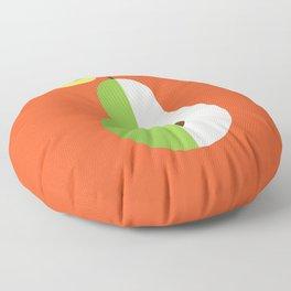 Fruit: Pear Floor Pillow