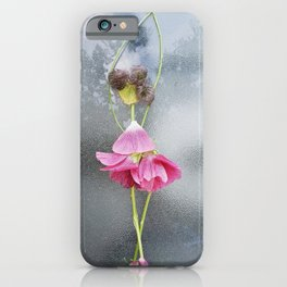 ANGELS OVER EARTH iPhone Case