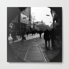Taksim, Beyoglu Metal Print