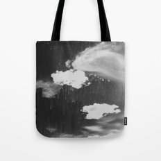 Cloudy Daze Tote Bag