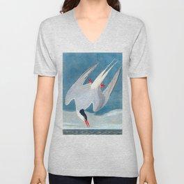 Arctic Tern Bird Unisex V-Neck