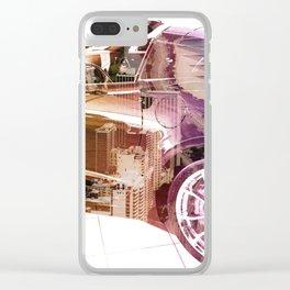 """Vette: Lakeshore Drive"" Clear iPhone Case"