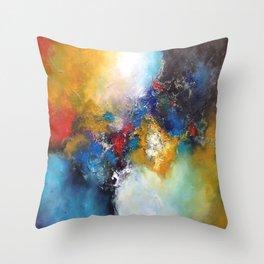 Colorfull Throw Pillow